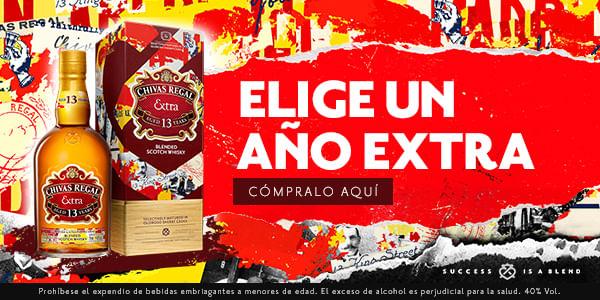 Whisky Chivas Regal Dislicores