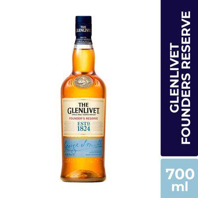 Whisky-Glenlivet-Founders-Reserve-botella-700ml