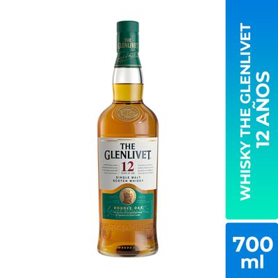 Whisky-Glenlivet-12-Años-botella-700ml