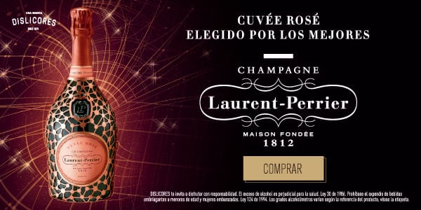 Laurent Perrier - Marca Dislicores